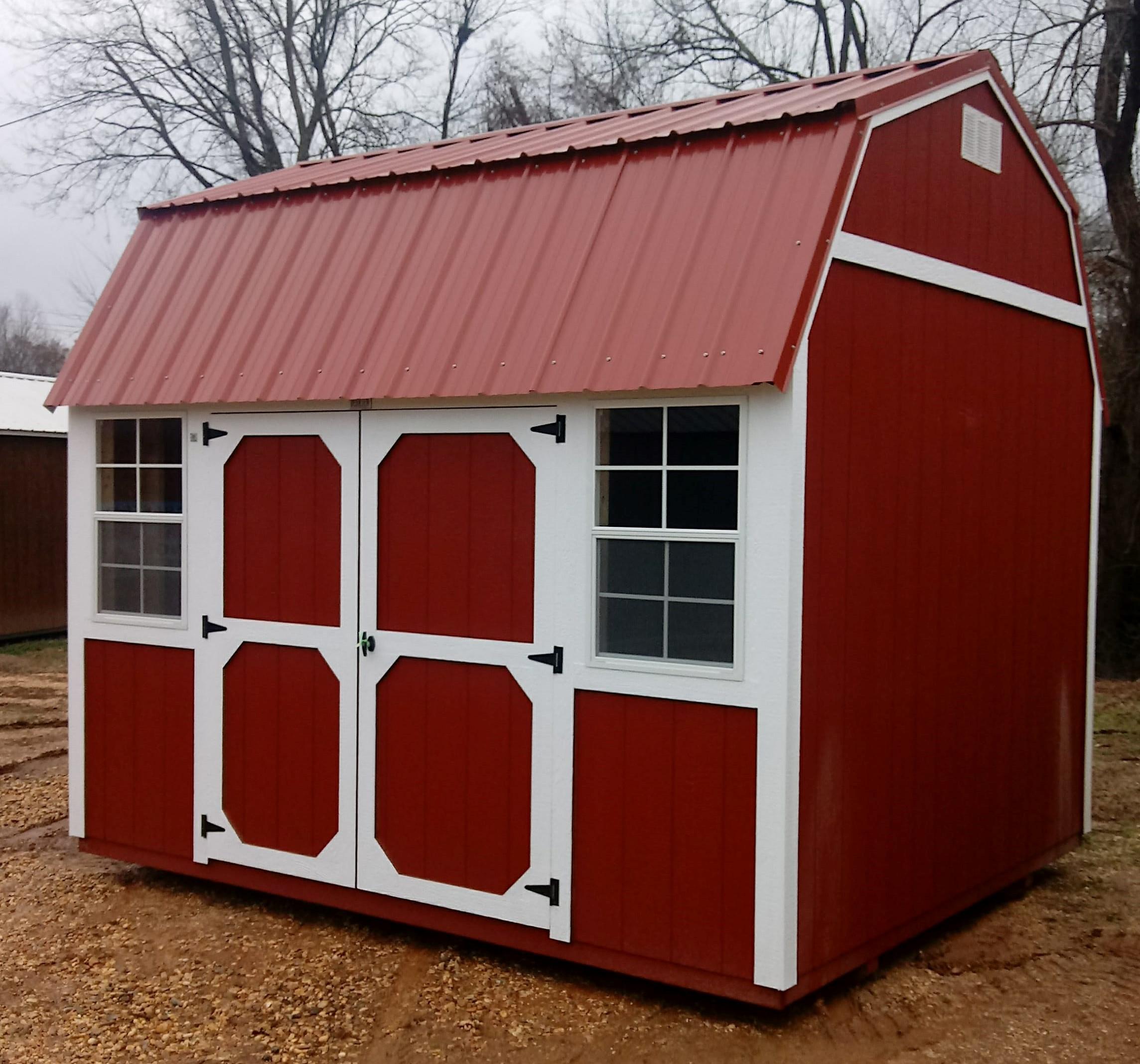 Derksen Portable Buildings Lynn S Of Warren
